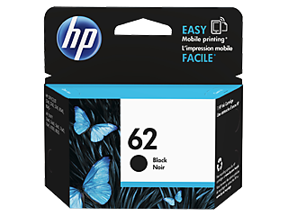 Image For HP 62 BLACK