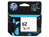 Cover Image for HP 62 BLACK