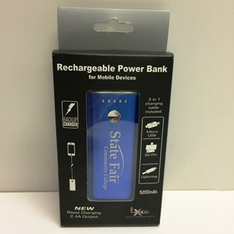 Image For SFCC POWER BANK