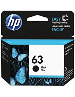 Cover Image For HP 63 BLACK