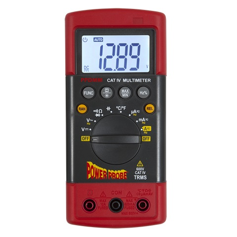 Cover Image For DIGITAL MULTIMETER