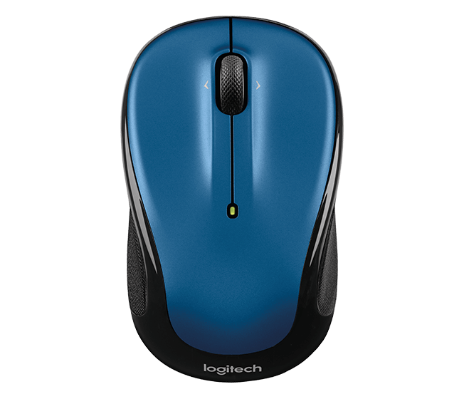 Image For LOGITECH WIRELESS MOUSE