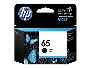 Image For HP 65 BLACK
