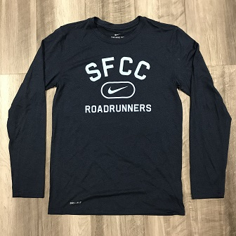 Image For NIKE LONG SLEEVE TEE