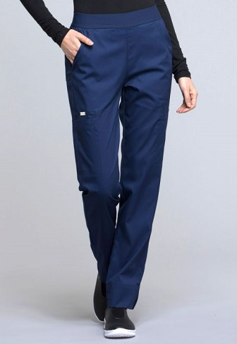 Image For NURSING - SCRUB PANTS WOMEN'S - TAPERED