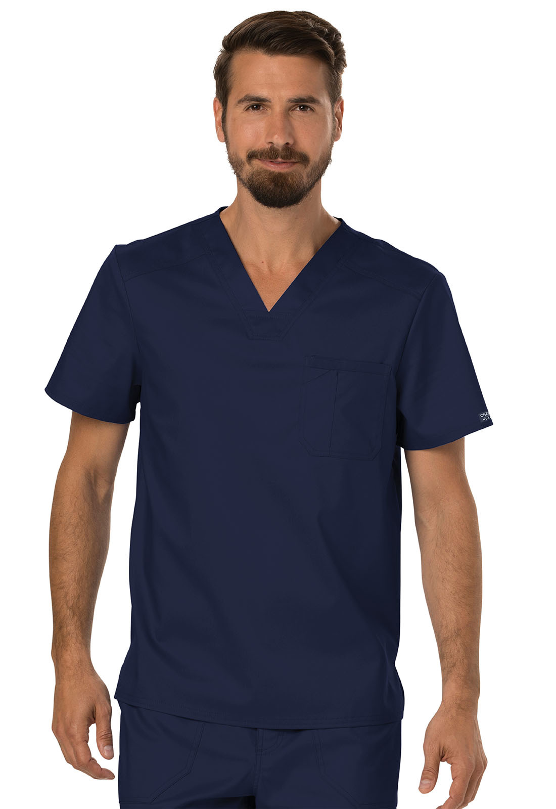 Image For NURSING - SCRUB TOP MEN'S