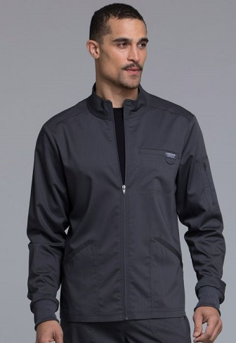 Image For NURSING - SCRUB JACKET MEN'S