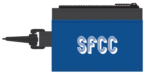 Cover Image For SFCC WILTON ID HOLDER