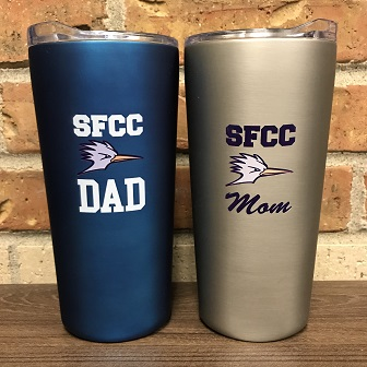 Image For SFCC MOM DAD TUMBLER SET