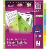 Image for DIVIDERS - 8 TAB - Two Pocket