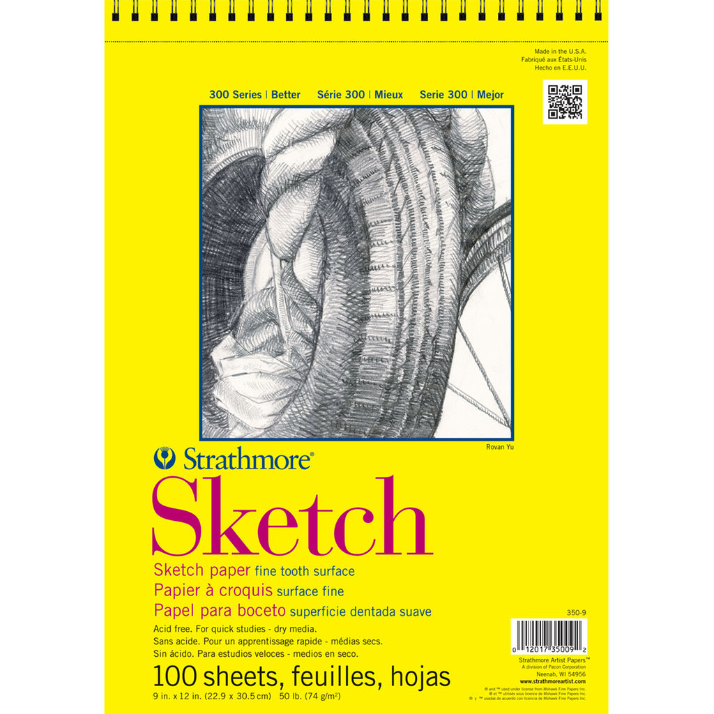 Image For ART PAPER - SKETCH PAD